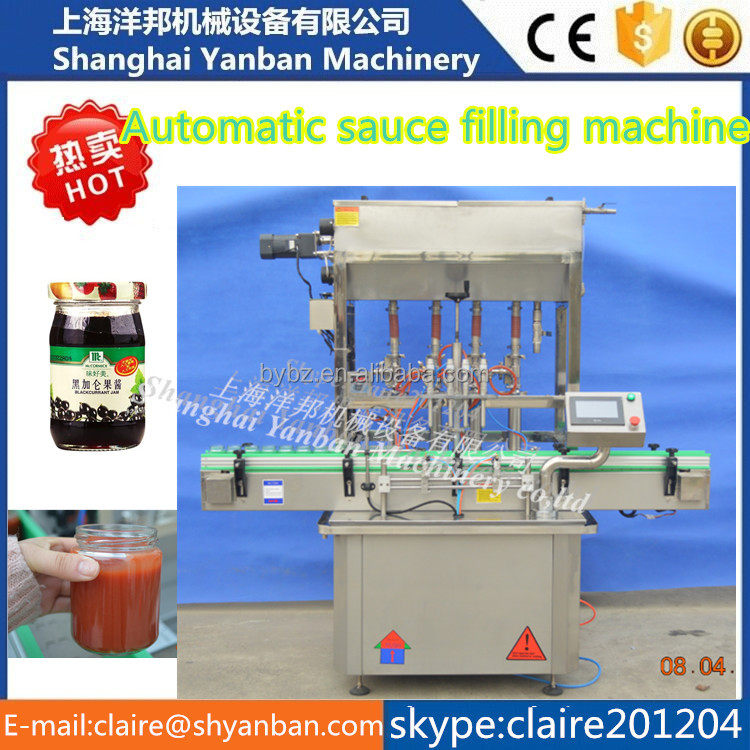 shanghai manufacture YB-JG4 piston pump cooking oil and cars oil filling machine