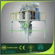 semi automatic corn starch packing machine for small production
