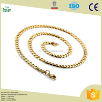 high quality thin gold chain necklace designs and latest gold necklace chain model