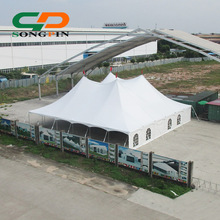 18x36m large custom circus tent with strong structure for sale
