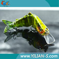 Crazy sale jointed fishing lure baits bluegill chinese fishing tackle