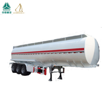 3 axles 36000 liter fuel tanker semi trailer with high quality