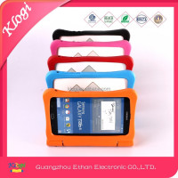 eva foam 7 inch shockproof tablet case for kids