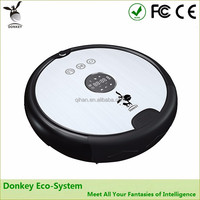 remote control robotic automatic recharge robot vacuum cleaner for floor