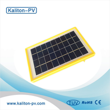 Beautiful color frame high efficiency china solar panel with good price