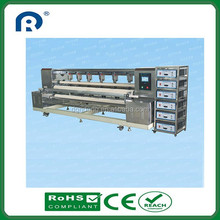 Ultrasonic Roller shades Fabrics Slitting Machine