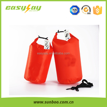 2016 small cheap 10L waterproof small bag waterproof container for swimming
