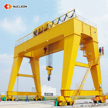 MG Factory Electrical Quayside Container Gantry Crane From China
