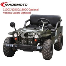 2015 Hot Selling Gas Powered Mini Jeep UTV for Sale