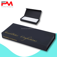 Spot UV/Hot Stamping Magnetic Closure Gift Box For wholesale