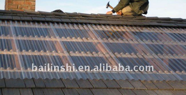 high quality GE polycarbonate corrugated plastic sheet for roofing