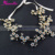 2016 New Flower Rhinestone Opal Blossoms Crystal Hair Vine Wedding Accessories