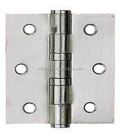 stainless door locking hinges G3x2.5x2.5-2BB
