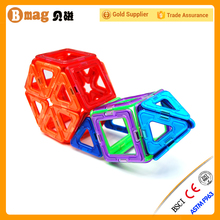 2015 Child Toys Wholesale top best selling items products Magnetic connect magformers Toy playmags