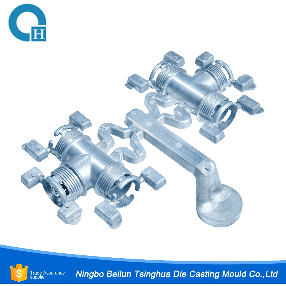 OEM Top Quality custom zamak die casting