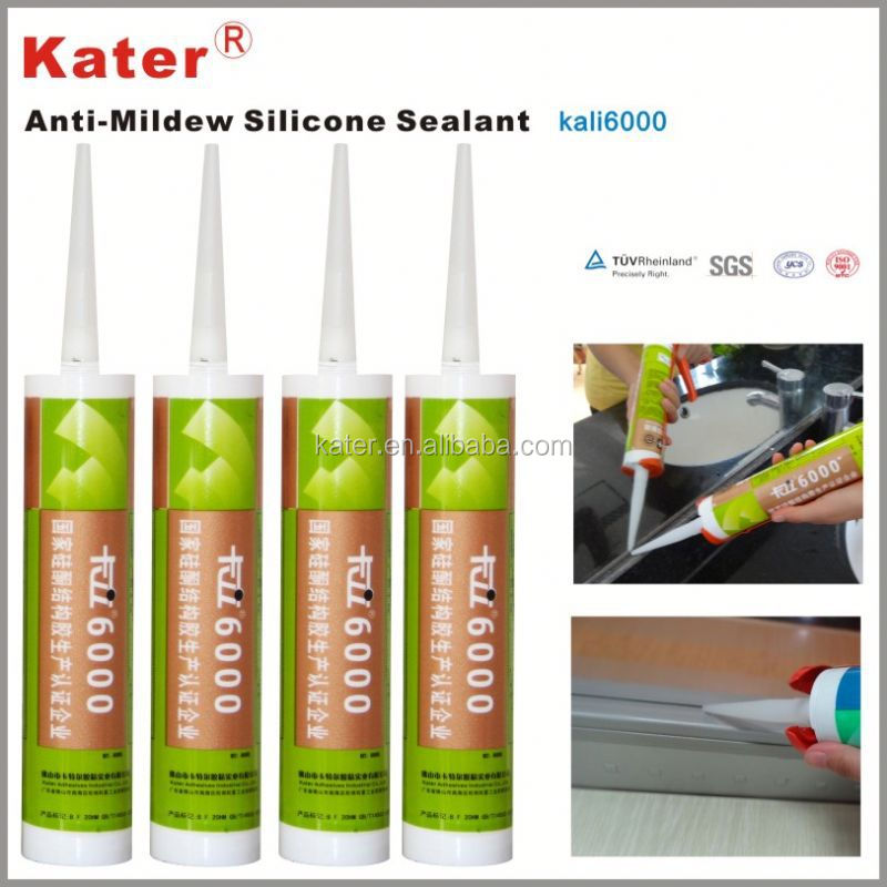 KALI Series good quality silicone sealant transparent two component