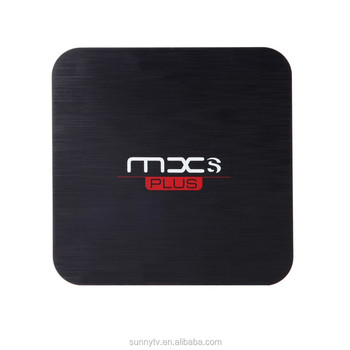 android tv box supplier MXS PLUS amlogic s905 quad core tv box android 5.1 media player 1GB/8GB WIFI 2.4G s905 kodi fully loaded