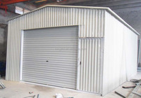flat roof garage \carport supplier/portable garage