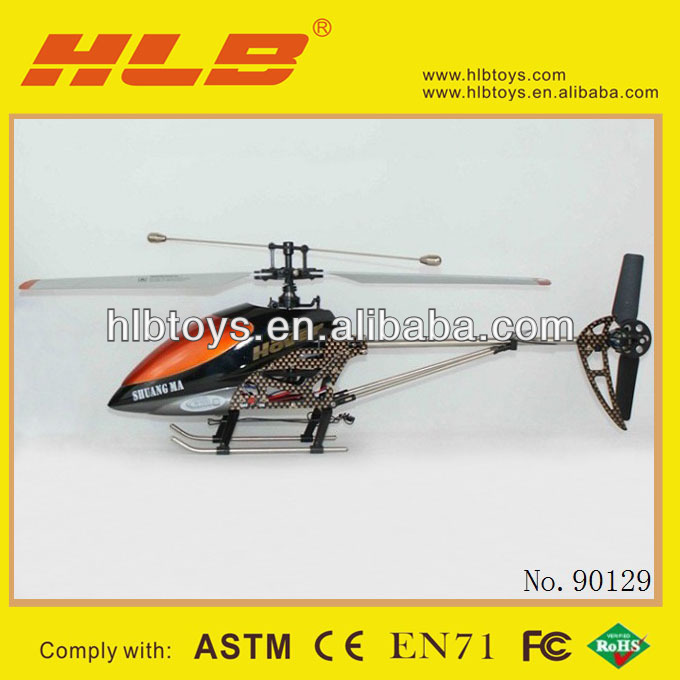 49cm Alloy 3Ch RC Helicopter single-screw,double horse rc helicopter,9100
