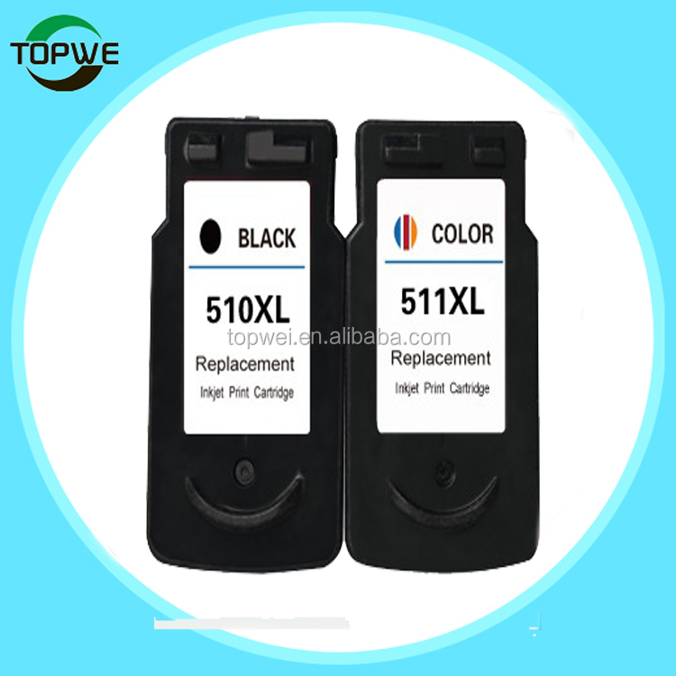 ink cartridge PGI510 CLI511 For canon IP2700/IP2702/MP240/MP250/MP252/ MP260/MP270/MP272/MP280/MP330/ MP480/ MP490/MP492 printer
