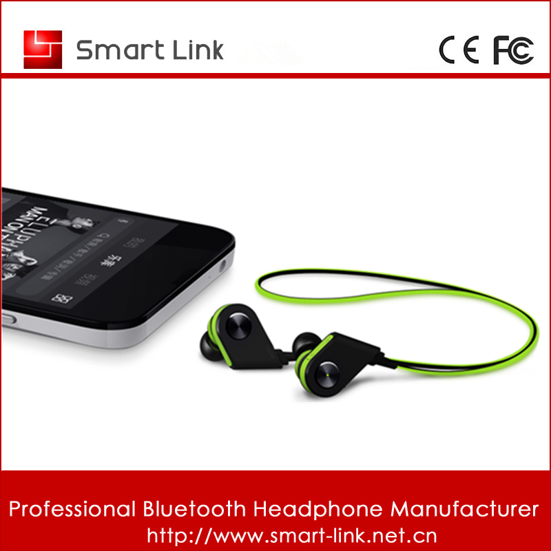 best selling items voice command magnetic headphone bluetooth 2016