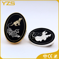 factory sell high quality metal custom badge pin