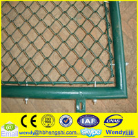 Cyclone fence/chain link mesh fencing/wire fence