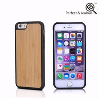 OEM ODM available Natural wood sleeve cover pouch case for apple iphone 6 plus