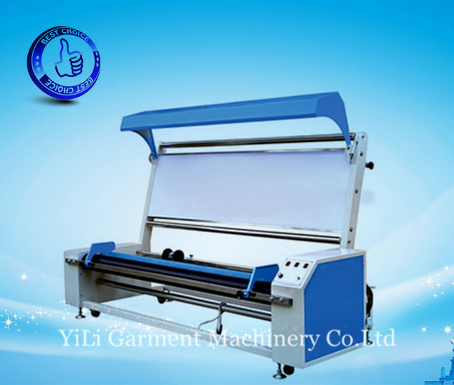 fabric winding inspection measuring machine