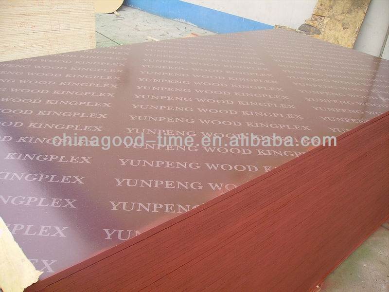 china shuttering plywood/commercial plywood factory in linyi city
