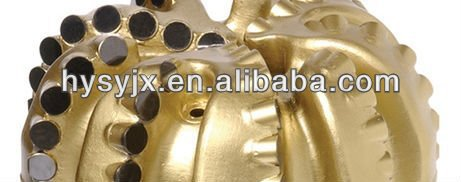 Different size PDC drill bits& oil well drilling bits for soft to hard formation
