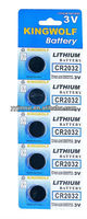 cr2032 lithium battery with long life span lithium coin cell 3v