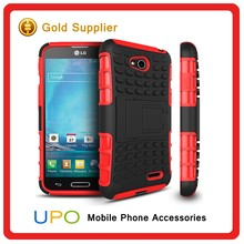 [UPO] High Quality Hybrid Combo Armor Rugged Shockproof Cover for LG L90 Case