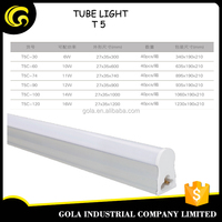 1.2m tube light aluminum+ PC cover T5 1200mm SMD2835 14W led tube light t5 led light tube 2700k
