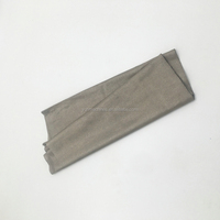 high efficiency anti radiation electrical conductive woven metal fabric
