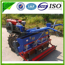 DF 12HP-22HP Walking tractor implement 6 rows rice seeder , paddy land rice seeder