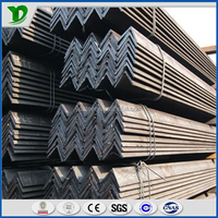 Q235 A36 SS400 hot rolled carbon steel angle galvanized iron 90 degree bar size