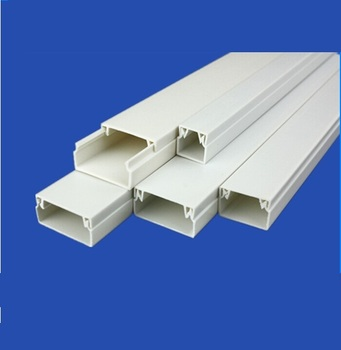 Hot Sale PVC Cable Tray and Electrical Trunking for Network 59X22