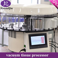 2015 Good quality histology pathology automatic Tissue Processor