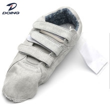 Semi finished men sport shoes canvas upper material