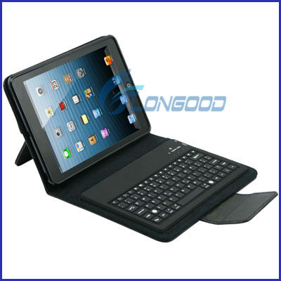 book leather case for ipad mini with keyboard in