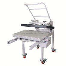 "Large size high pressure 39""x79"" roller heat press machine on hot sale"