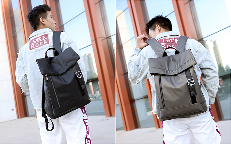 Wholesale Custom Fashion Waterproof Oxford Men Travel School Business back pack backpack for laptop