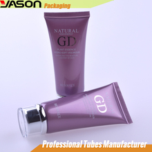 Special Type D40 Foil Sealing Lotion Tube With Acrylic Cap