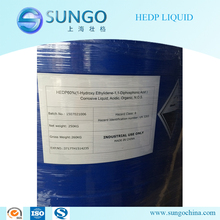 HEDP liquid for circulating cooling water system as corrosion inhibitor