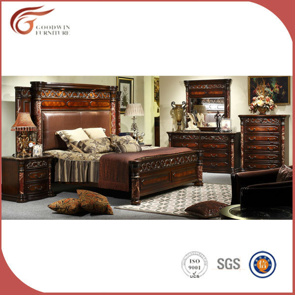 Bedroom Sets In Pakistan hand carved antique style cheap home wood furniture in lahore