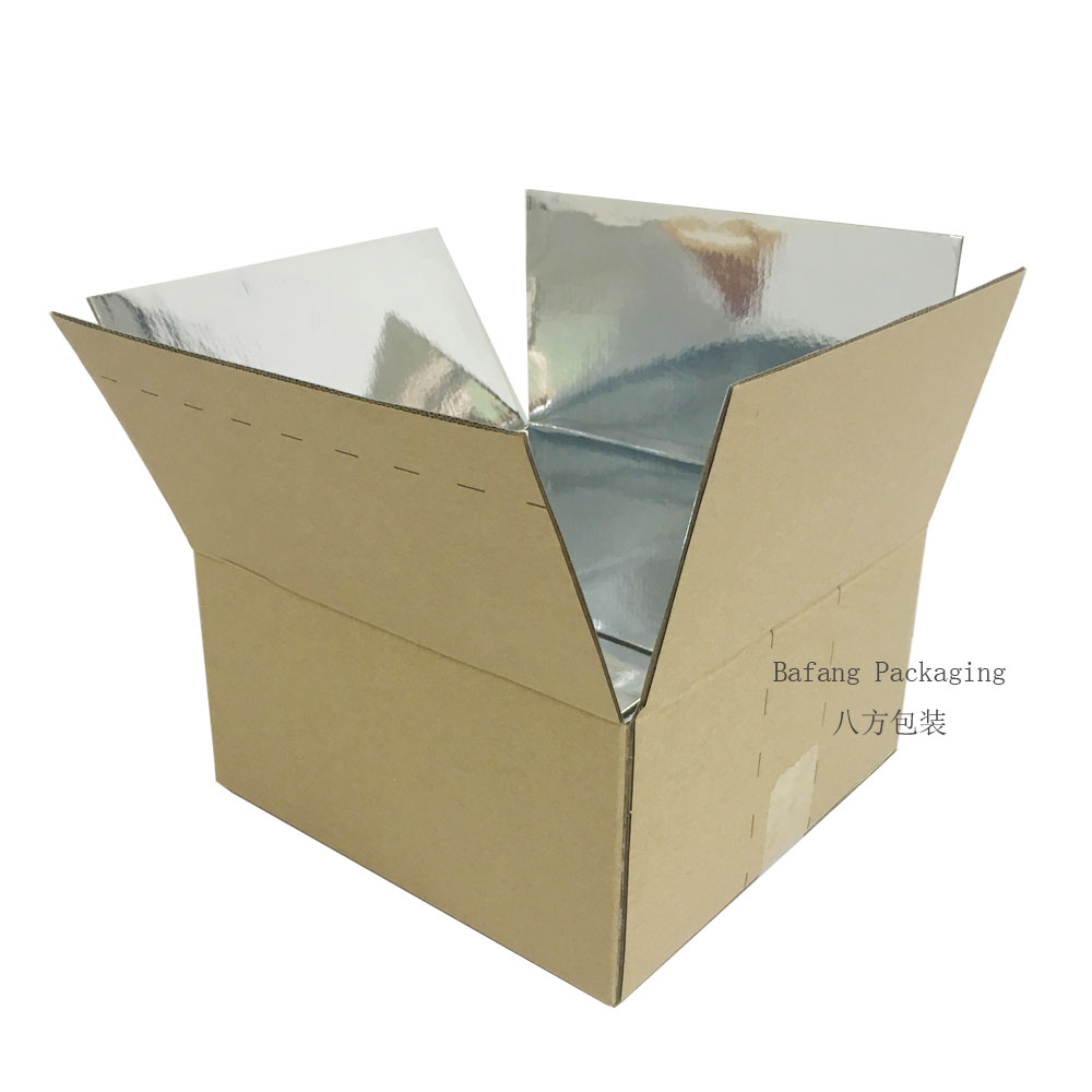 custom heat insulation food carton box