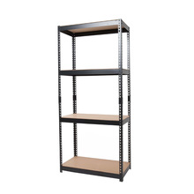 Heavy Duty 4 5 Tier Adjustable Metal Storage <strong>Shelf</strong> With Mdf Board