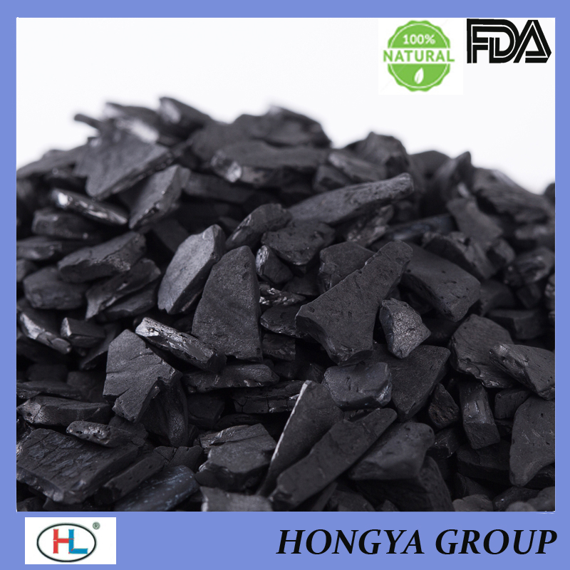 Factory wholesale price coconut shell gold activated carbon