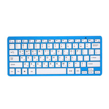 hot selling slim QWERTY bluetooth arabic keyboard for surface pro 3